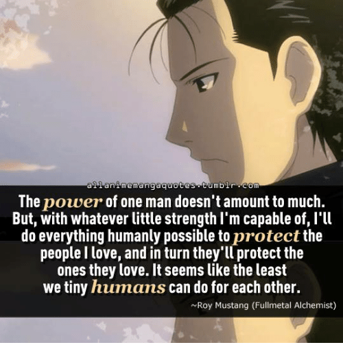 Image result for roy mustang quotes