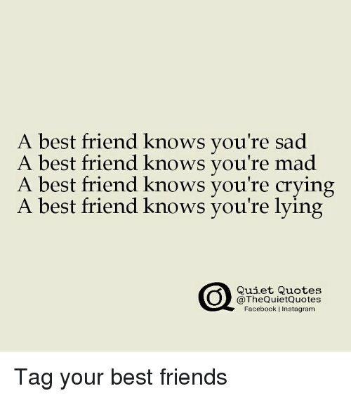 quotes for when your mad at your best friend