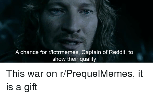 A Chance for Rlotrmemes Captain of Reddit to Show Their