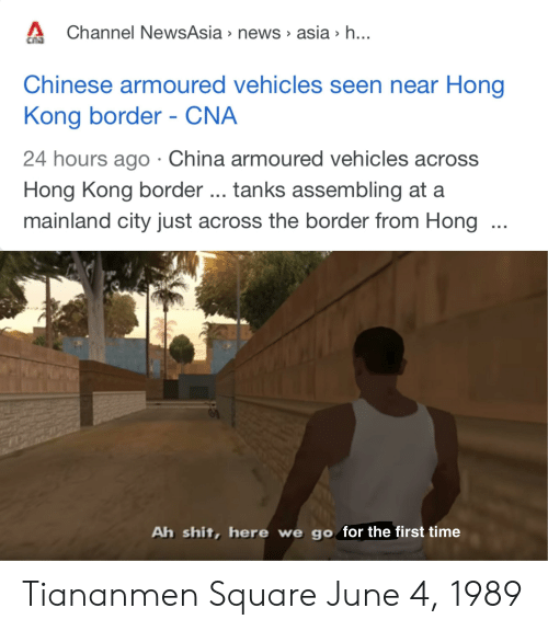 A Channel NewsAsia News Asia H Chinese Armoured Vehicles