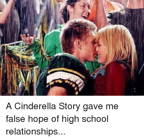 Dating stages in high school story