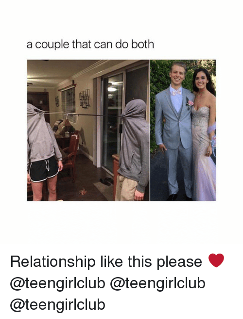 Girl, Can, and This: a couple that can do both Relationship like this please ❤️ @teengirlclub @teengirlclub @teengirlclub