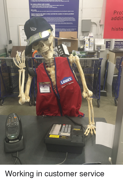 A Credit to Your Lowe's Account Receivable LAR if Your Purchase Was