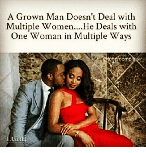 Can Man Love More Than One Woman