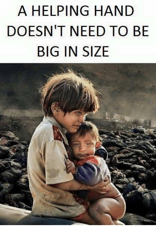 25+ Best Memes About Helping Hands | Helping Hands Memes