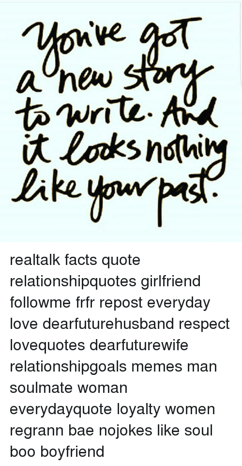 A Hen Rt Realtalk Facts Quote Relationshipquotes Girlfriend Followme