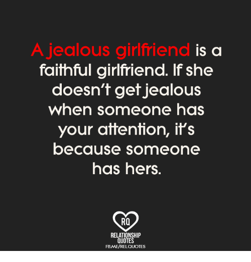 Jealous relationship quotes