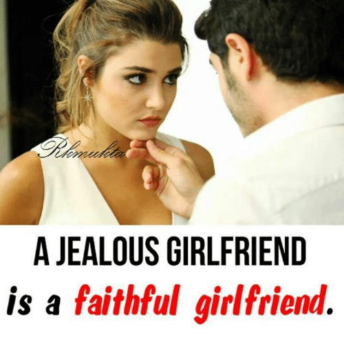 Dating girl with jealous ex