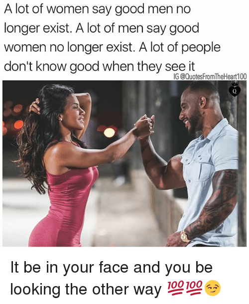 When a woman says no to a man