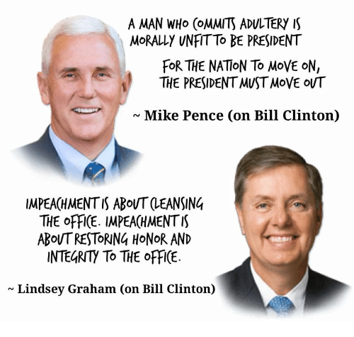 Image result for photos of pence lindsey graham