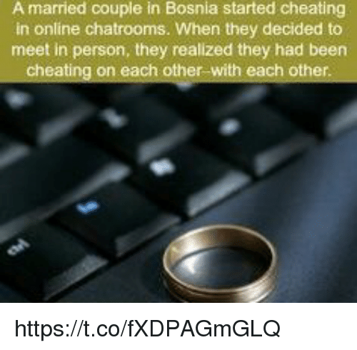 Chat rooms for married