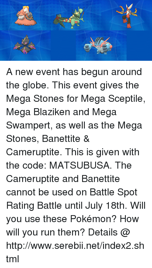 A New Event Has Begun Around the Globe This Event Gives the