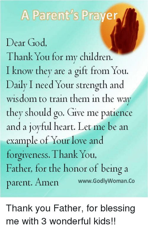 parents are gift of god Mothers - one of the greatest gifts of god let us learn to revere our parents and of course our mother, who has given us this beautiful life by undergoing pains.