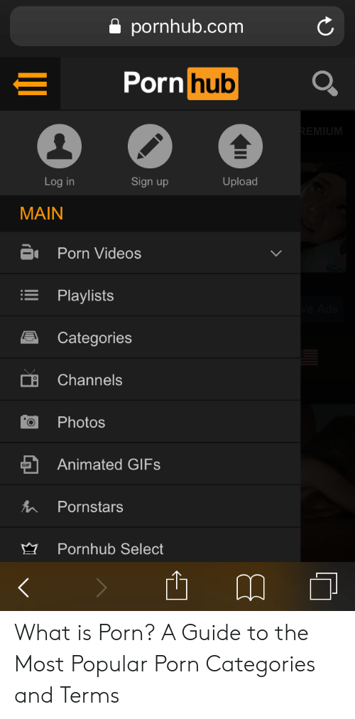 How to sign up for porn
