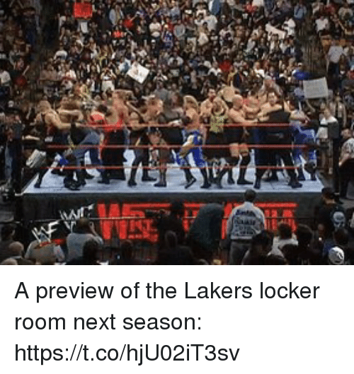 Los Angeles Lakers, Sports, and Next: A preview of the Lakers locker room next season: https://t.co/hjU02iT3sv