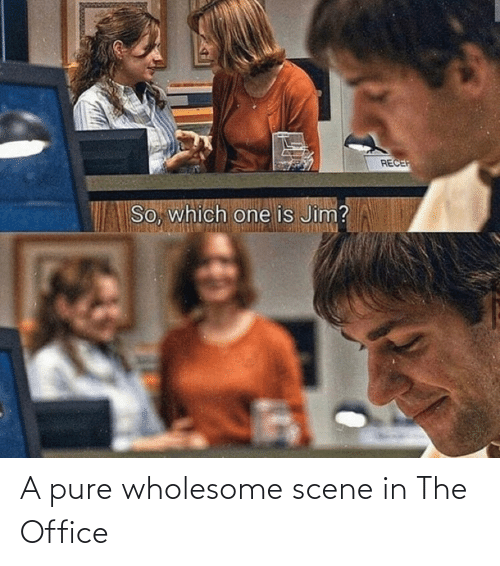 The Office, Office, and Wholesome: A pure wholesome scene in The Office