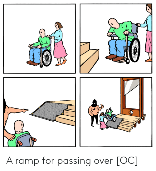 For, Over, and Ramp: A ramp for passing over [OC]