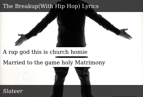 A Rap God This Is Church Homie Married To The Game Holy Matrimony Donald Trump Meme On Me Me
