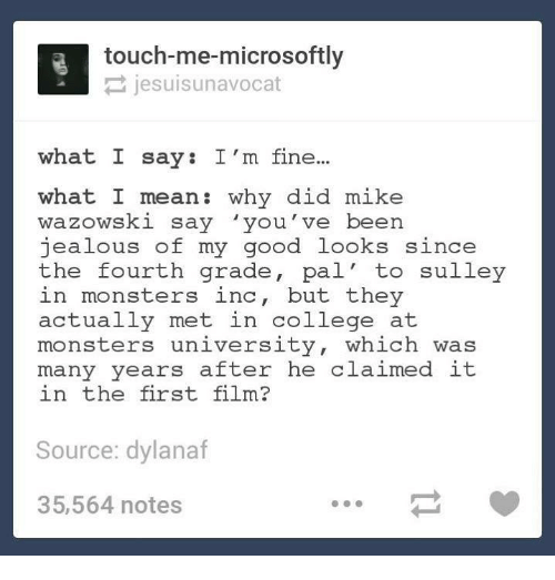 College, Funny, And Jealous: A Touch Me Microsoftly Jesuisun Avocat What