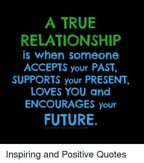 A TRUE RELATIONSHIP Is When Someone ACCEPTS Your PAST ...