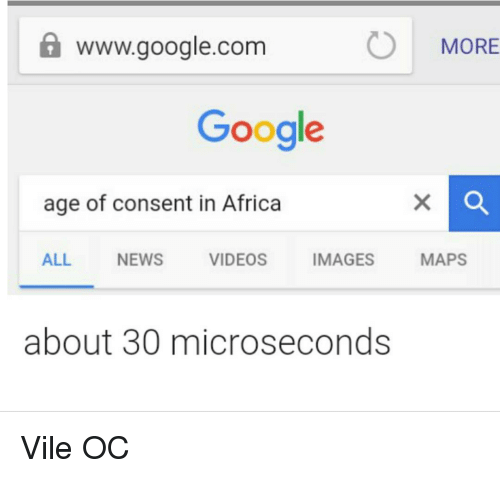Morocco age of consent