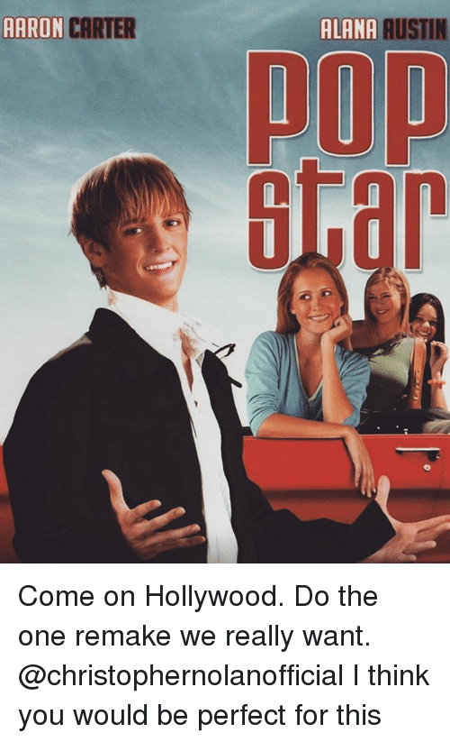 Dank Memes Austin And Aaron Carter AARON CARTER AUSTIN ALANA Come On Hollywood
