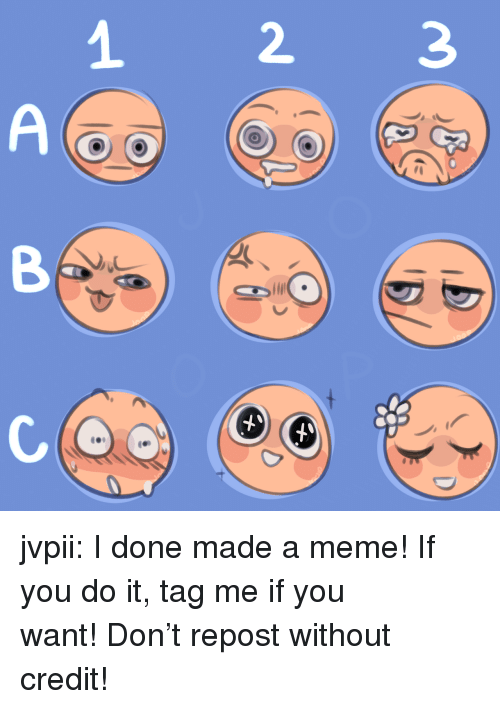 Meme, Target, and Tumblr: AB jvpii:    I done made a meme! If you do it, tag me if you want! Don't repost without credit!