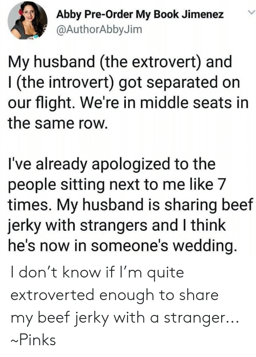 kan extroverts dating introverts ex dating bedre kig fyr