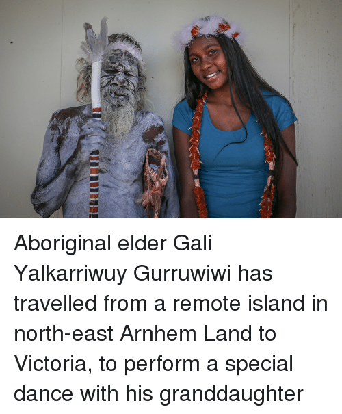 Aboriginal, Dance, and Victoria