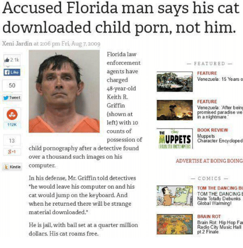 Florida porn law