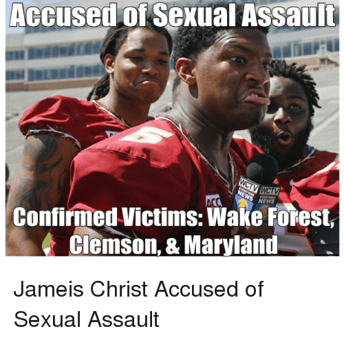 Wake forest sexual assault not absolutely