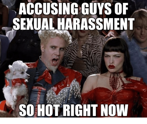 Apologise, but, accused harassment if right sexual seems good
