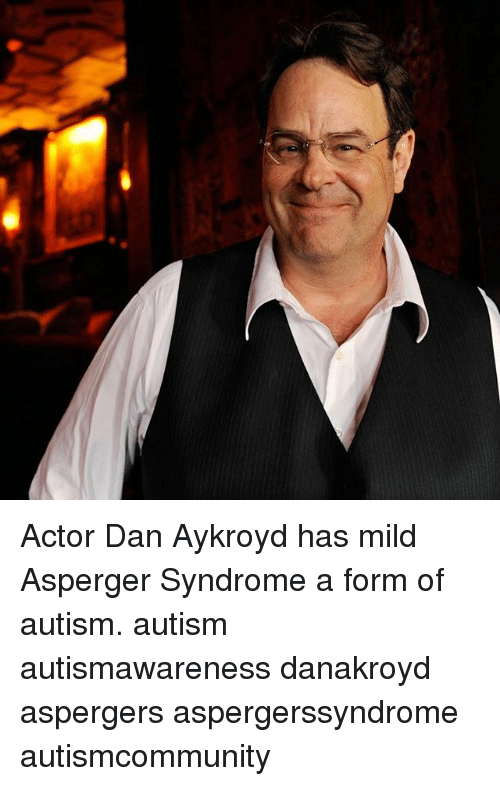 an analysis of aspergers disorder a mild form of autism Asperger syndrome is a form of autism, which is a lifelong disability that affects   disorder' because the condition affects people in many different ways and to.