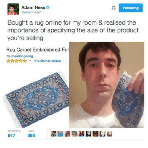 Hess Carpet And Online Adam Gadamhess Following Bought A Rug For