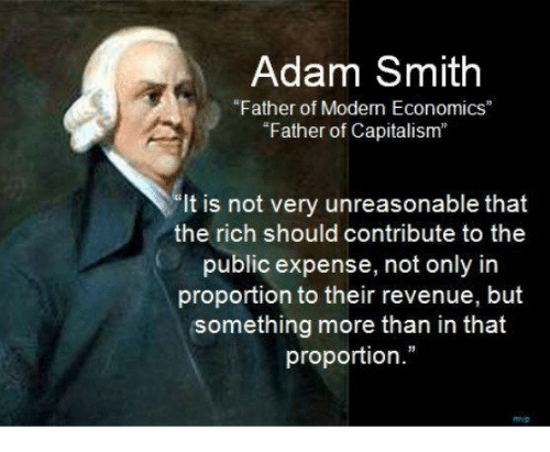 adam smith father of economics