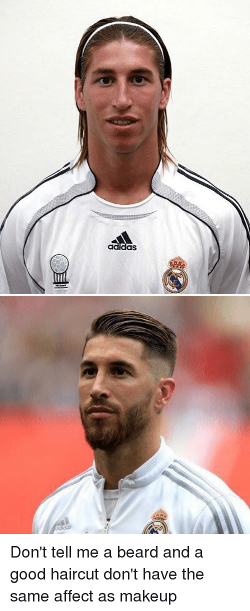 Adidas Don T Tell Me A Beard And A Good Haircut Don T Have The Same