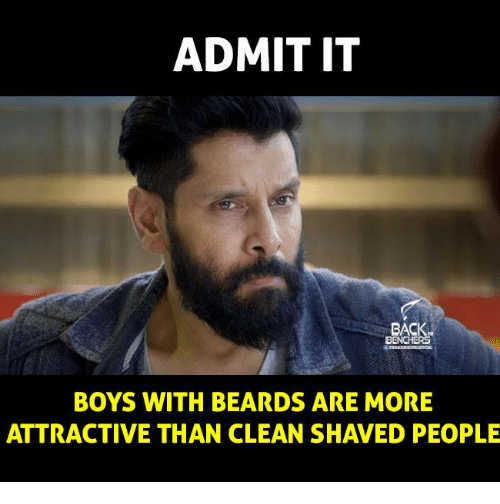 admit it back benchers boys with beards are more attractive 7470625 ✅ 25 best memes about beard beard memes