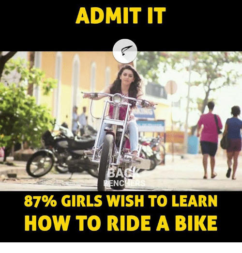 wish i have known how to ride a bike