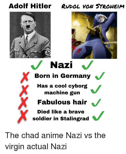 Jew Detector: 25+ Best Memes About Anime Nazi