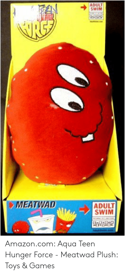 Meatwad adult