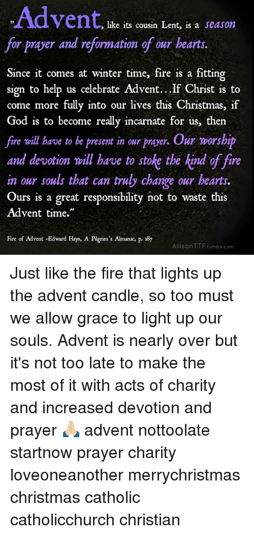 memes winter and catholic advent like its cousin lent is a season