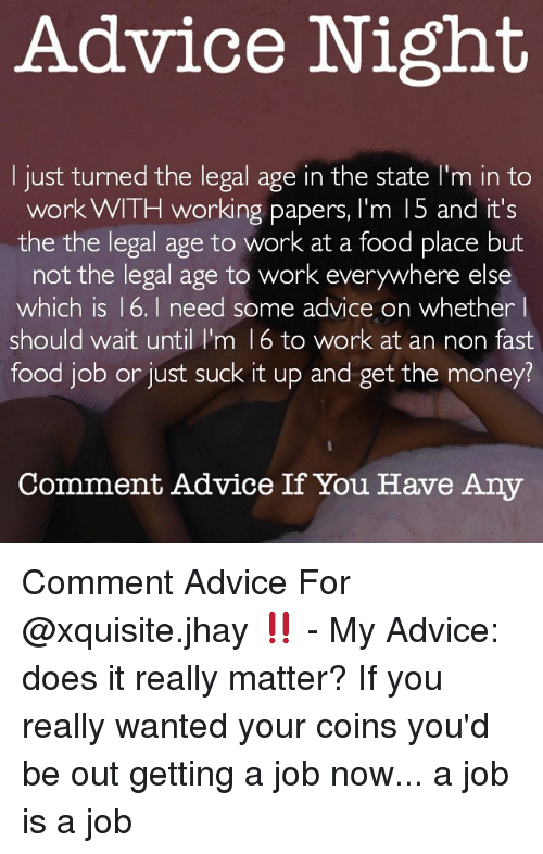 i will wait for your advice