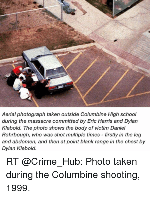 Columbine high school shooting research paper