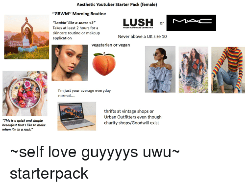 Aesthetic Youtuber Starter Pack Female Grwm Morning Routine Lookin Like A Snacc 3 Takes At Least 2 Hours For A Skincare Routine Or Makeup Application Lush Or Fresh Handmade Cosmetics Never Above Fianna fail's micheal martin became taoiseach in a year notable for the pandemic and with the future trading relationship with the uk still unclear. aesthetic youtuber starter pack female