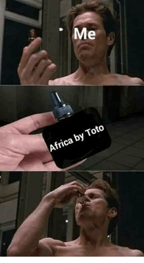 Africa By Toto