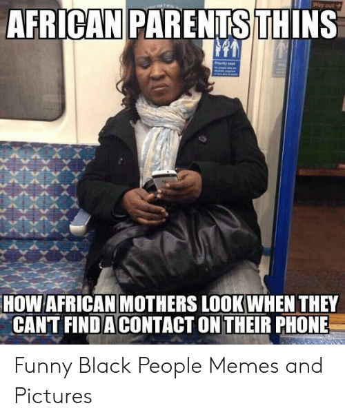 Africanparentsthins How African Mothers Lookwhen They Cant