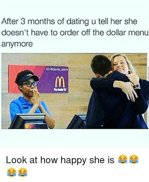 What Should Happen After 3 Months Of Dating