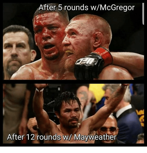 after 5 rounds w mcgregor after 12 rounds w mayweather 25354521 after 5 rounds wmcgregor after 12 rounds w mayweather mayweather