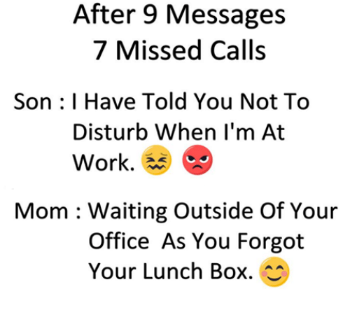 after 9 messages 7 missed calls son i have told 25227648 ✅ 25 best memes about working mom working mom memes,Working Mom Memes