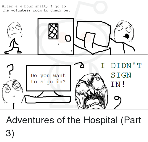 why do you want to volunteer at a hospital